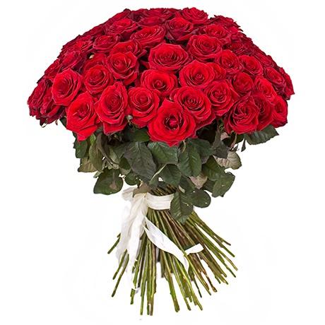 Донецк - город миллиона роз.  Возможно, именно миллион алых роз Донецка...